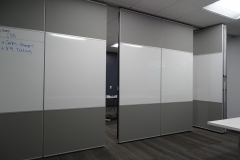 842 panel system with 4x4 writable magnetic surface