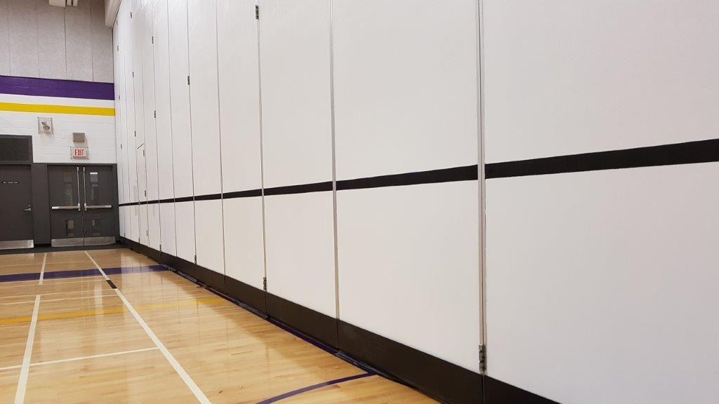 gym curtains