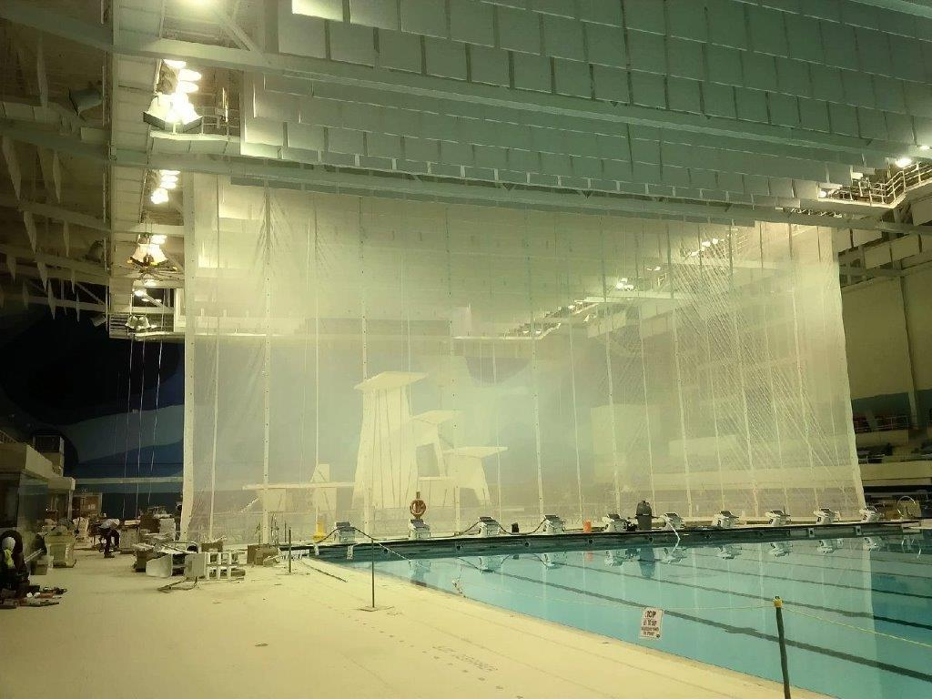 pan am aquatics
